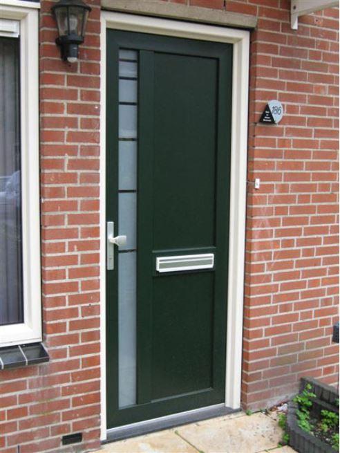 Kunststof Deur - SnelDakkapel.nl